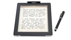 e-Pens Mobile Notes for iPad review   With a Bluetooth dongle that plugs into the dock connector on your iPad, e-pen's Mobile Notes will capture your handwriting from a variety of apps. Reviews   TechRadar