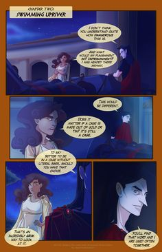 A Hundred Days of Night - Comics - page 1
