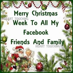 Merry christmas and happy new year to all my facebook friends and christmas holidays christmas cards christmas vacation christmas wishes christmas letters stamped christmas cards christmas greetings m4hsunfo