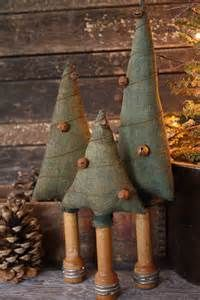 primitive christmas trees - Bing Images