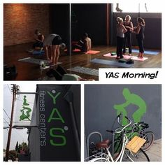 Are you ready for a YAS Morning?  Grab your coffee & head over to YAS & get ready to sweat! 4 locations: Venice, Silverlake, DTLA & East Costa Mesa!
