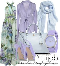 Hashtag Hijab Outfit #258