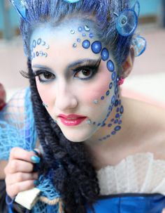 water hair up element - Google Search