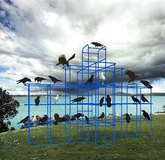 headland SCULPTURE ON THE GULF is New Zealand's leading contemporary outdoor sculpture exhibition set on a spectacular coastal walkway on Waiheke Island in Auckland's Hauraki Gulf. Richard Carpenter, Waiheke Island, Teacher Inspiration, Outdoor Sculpture, Auckland, New Zealand, Cool Things To Buy, Coastal, Around The Worlds