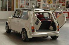 classic mini trunk mod