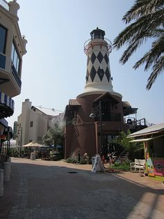 Destin, FL lighthouse