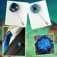 #Boutonnieres JB #toptrendhombre #toptrendman #style #madeinSpain #blue