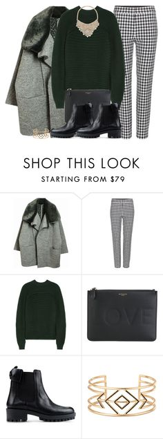 """""""Untitled #2788"""" by solinestyle ❤ liked on Polyvore featuring Diane Von Furstenberg, Alexander Wang, Givenchy, RED Valentino, Stella & Dot and Bebe"""