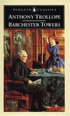 A favorite author - Anthony Trollope and one of my favorite books from him! British Literature, English Literature, Classic Literature, Classic Books, Top Ten Books, Good Books, Books To Read, My Books, Victorian Books