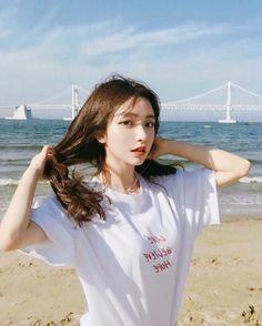 """ถูกใจ 203 คน, ความคิดเห็น 2 รายการ - We are Kim Nahee Fanpage (@kimnaheefanpage) บน Instagram: """"Nahee Update : @knhs2  Cr @kimnaheefanpage  #love #me #happy #beautiful #kimnahee #김나희 #style…"""""""