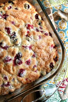 Cranberry Buttermilk Breakfast Cake - Recipes, Dinner Ideas, Healthy Recipes & Food Guide
