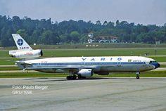 Vintage Varig MD-11