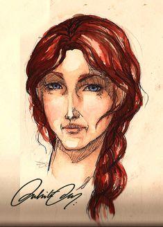 Catelyn Tully by duhi.deviantart.com on @DeviantArt