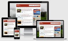 Default Responsive Blogger Template. | AnsMachine | Encyclopedia | Technology | Blogger Guide