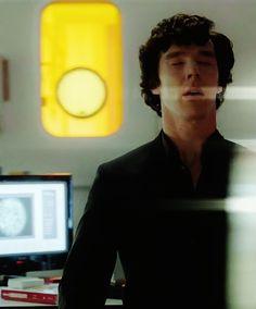 Gahhh Benedict I can't