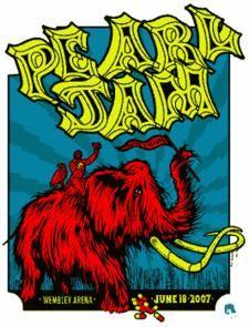 Pearl Jam - London, UK - 2007