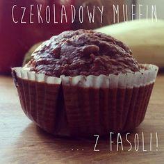 Muffiny z fasoli