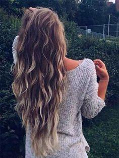 Hair talk extensions trocken
