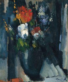 Branch of Flowers, 1909. Maurice de Vlaminck