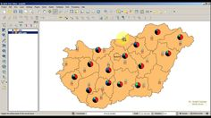 QGIS 2.8 Tutorial : Regional statistics, diagrams