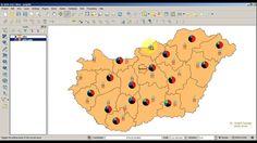 QGIS 2.8 Tutorial : Regional statistics, diagrams