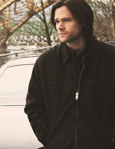 "Hey, I'm Sam. I'm a hunter with my big brother, Dean. Hurt him and I swear I'll make you think twice. I'm the ""smart one"" as Dean keeps saying."