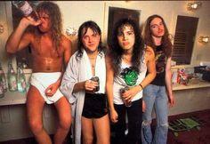 James Hetfield/Lars Ulrich/Kirk Hammett/Cliff Burton
