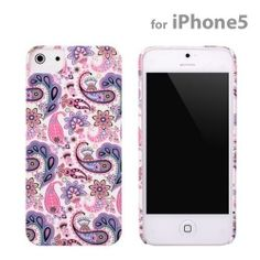 With the iPhone 5 hot off the shelves, paisley iPhone 5 covers and cases are a must own item for any one who wants their phone to stand out from...