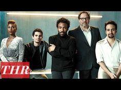 Lin-Manuel Miranda, Donald Glover, Issa Rae & Damien Chazelle: Epic Conversation on Creativity | THR - YouTube