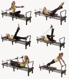 reformer exercise