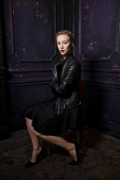 The Stars of the 2014 Toronto International Film Festival - sarah-gadon-tiff-photographed by caitlin cronenberg