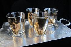 Wild West Sheriff Double Old Fashioned by SaltwaterVillage on Etsy