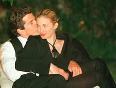Love this one.  John F Kennedy Jr and Caroline.  :)