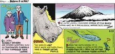 Ripley's Believe It or Not by John Graziano for Jun 18, 2017 | Read Comic Strips at GoComics.com