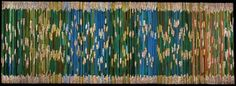Sheila Hicks  The silk Rainforest 1975  Smithsonian American Art Museum, Gift of Bob and Lynn Johnston through Educational Ventures, Inc.