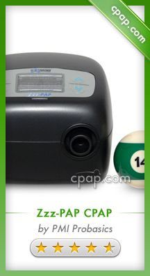 The Zzz-PAP CPAP is one of the smallest CPAPs on the market, but offers most of the same features as the larger units, including an optional integrated heated humidifier, altitude adjustment, universal power supply, 45 minute ramp and the same 2-year warranty. Click on the image above for more information!