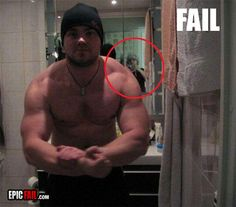 #FAIL, and thanks to the 'roids, I also live with my granny!