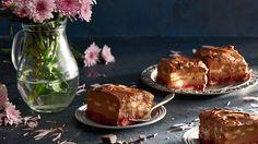 Nepečené čokoládovo-banánové kocky Czech Recipes, No Bake Pies, Healthy Cookies, Lidl, Eat Cake, Sweet Tooth, Pudding, Sweets, Beef