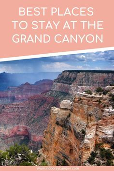 Information about all of the Grand Canyon National Park lodges at the south rim in one place. Figure out where to stay on your next vacation to the south rim. Stay in national park lodges, cabins or hotels on the south rim. Grand Canyon Arizona, Flagstaff Arizona, Grand Canyon Sunrise, Grand Canyon South Rim, Grand Canyon Winter, Best Grand Canyon Hotels, Grand Canyon Lodging, Grand Canyon Vacation, Grand Canyon Camping