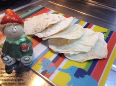 #teste51  Samba Cooking  #fizporqueaprendi   Chapati alla piastra  Jacke thiemi - Japão