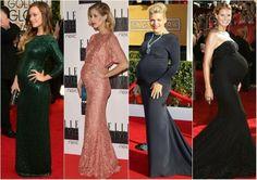 15 vestidos de festa para grávidas – Inspire-se! Moda gestante para casamentos e formaturas. 3