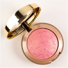 Milani Dolce Pink Baked Blush Review, Photos, Swatches