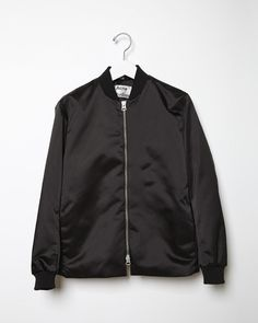 Acne Studios Fuel Shine Bomber