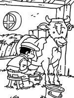 1000 images about thema varkens kleuters pig theme preschool on pinterest three little pigs - Coloriage petit veau ...