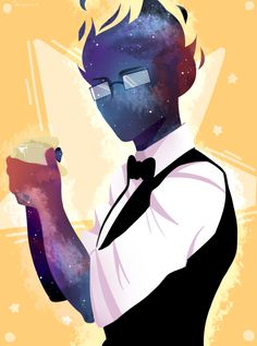 Outertale  Grillby