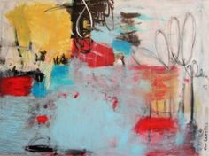 "Saatchi Art Artist Kat Crosby; Painting, ""No More Playing Nice"" #art"
