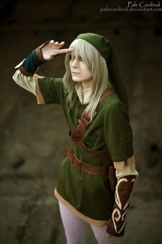Link - The Legend of Zelda: Twilight Princess