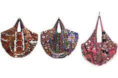 Complementos con estilo: bolsos étnicos