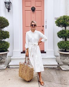 how to get big healthy ferns - Megan Stokes Summer Outfits, Casual Outfits, Cute Outfits, Casual Clothes, Summer Clothes, Spring Summer Fashion, Autumn Fashion, How To Get Bigger, Classic Style