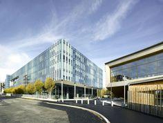 Galería - Sala de conferencias de la OMPI / Behnisch Architekten - 8